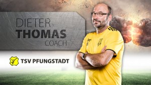 Dieter Thomas Portrait - TSV Pfungstadt Faustball