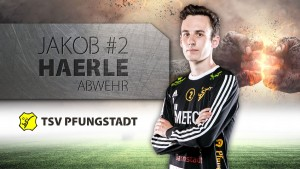 Jakob Haerle Portrait - TSV Pfungstadt Faustball