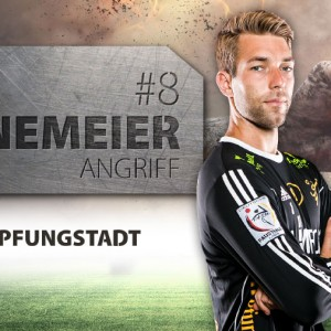 Nick Trinemeier Portrait - TSV Pfungstadt Faustball
