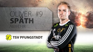 Oliver Spaeth Portrait - TSV Pfungstadt Faustball