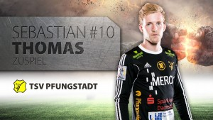 Sebastian Thomas Portrait - TSV Pfungstadt Faustball