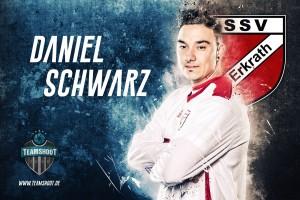 Daniel_Schwarz - SSV Erkrath - Fußball Portrait