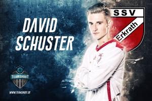 David_Schuster - SSV Erkrath - Fußball Portrait
