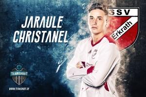 Jaraule_Christanel - SSV Erkrath - Fußball Portrait
