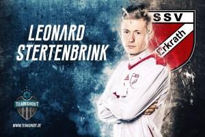 Leonard_Stertenbrink - SSV Erkrath - Fußball Portrait