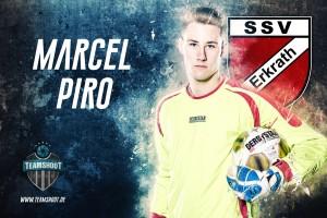 Marcel_Piro - SSV Erkrath - Fußball Portrait