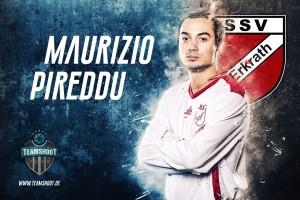 Maurizio_Pireddu - SSV Erkrath - Fußball Portrait