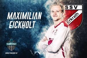 Maximilian_Eickholt - SSV Erkrath - Fußball Portrait