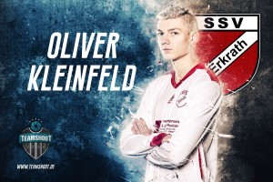 Oliver_Kleinfeld - SSV Erkrath - Fußball Portrait