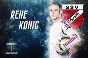 Rene_Koenig - SSV Erkrath - Fußball Portrait