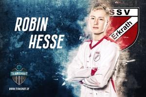 Robin_Hesse - SSV Erkrath - Fußball Portrait